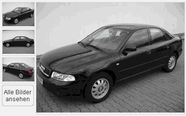 Audi A4 1999 1,9TDI