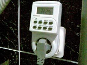 Energiamõõtur pesumasinale